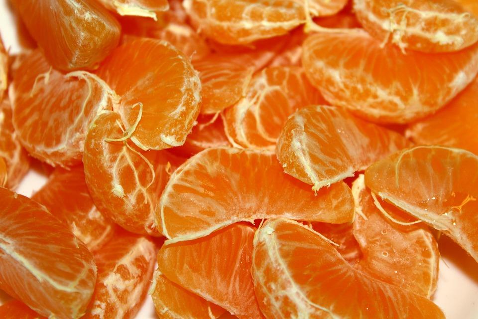 мандарины-дольки